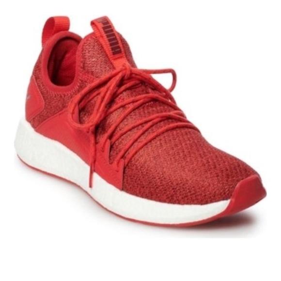 Puma Shoes | Puma Nrgy Red Running